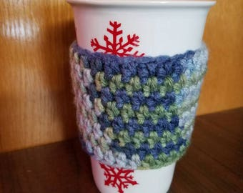 To Go Cup Cozy Sleeve