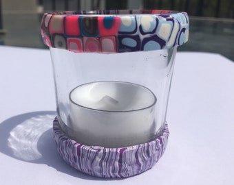 Single Tea Light Candle Holder