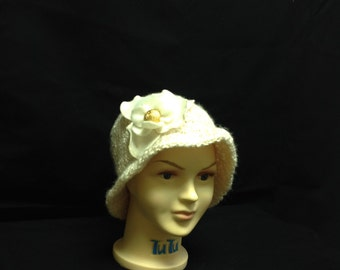 Cloche Knit Hat