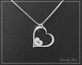 Remembrance Necklace, Remembrance Jewelry, I always carry you in my heart necklace, Miscarriage Remembrance Necklace