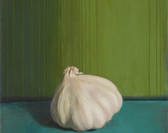 Bulb - Giclée Print of original Acrylic Painting by Spring Hofeldt