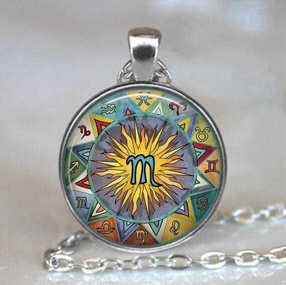 Scorpio bohemian zodiac necklace boho scorpio pendant description boho scorpio pendant mozeypictures Image collections
