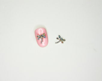 Dragonflies Nail Art Charms