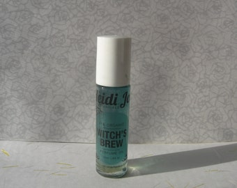 Witch's Brew Natural Perfume Oil Organic