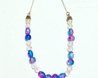Sunset Blues Necklace