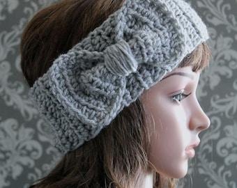 Crochet PATTERN - Crochet Headband Pattern - Baby Crochet Pattern - Cowl Crochet Pattern - Baby, Toddler, Child, Adult Sizes- PDF 401