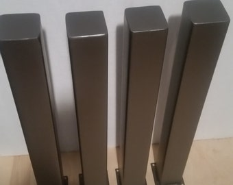 Simple Table Legs - Heavy Duty Legs - Metal Legs - Metal Table Legs