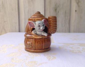 Vintage Mouse ornament