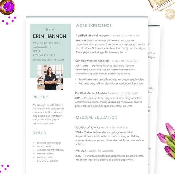 Medizinische Assistentin Krankenschwester Lebenslauf