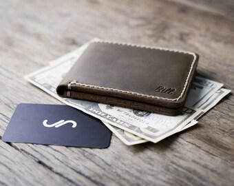 Groomsman Gift, Best Man Wallet, Groomsman Gift Wallet [#002R]