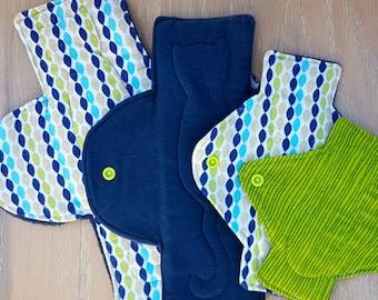 Blue, Baby! - Piece Pad Set