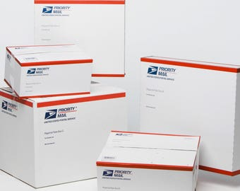 Priority Rate USPS - Domestic US Return Shipping For Resizes or Repairs