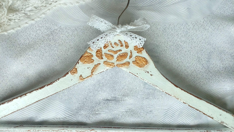 Wedding Dress Hanger Bridal Hanger Bridesmaid Dress Hanger
