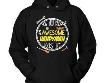 Carpenter handyman hoodie funny hooded sweatshirt maroon unisex s m l xl 2xl 3xl OGYQyYPKh