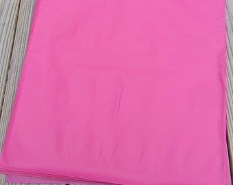 Extra Heavy Duty - 20 Pack X-Large - 16x19 Pink HIGH Density Plastic Retail Merchandise Bags