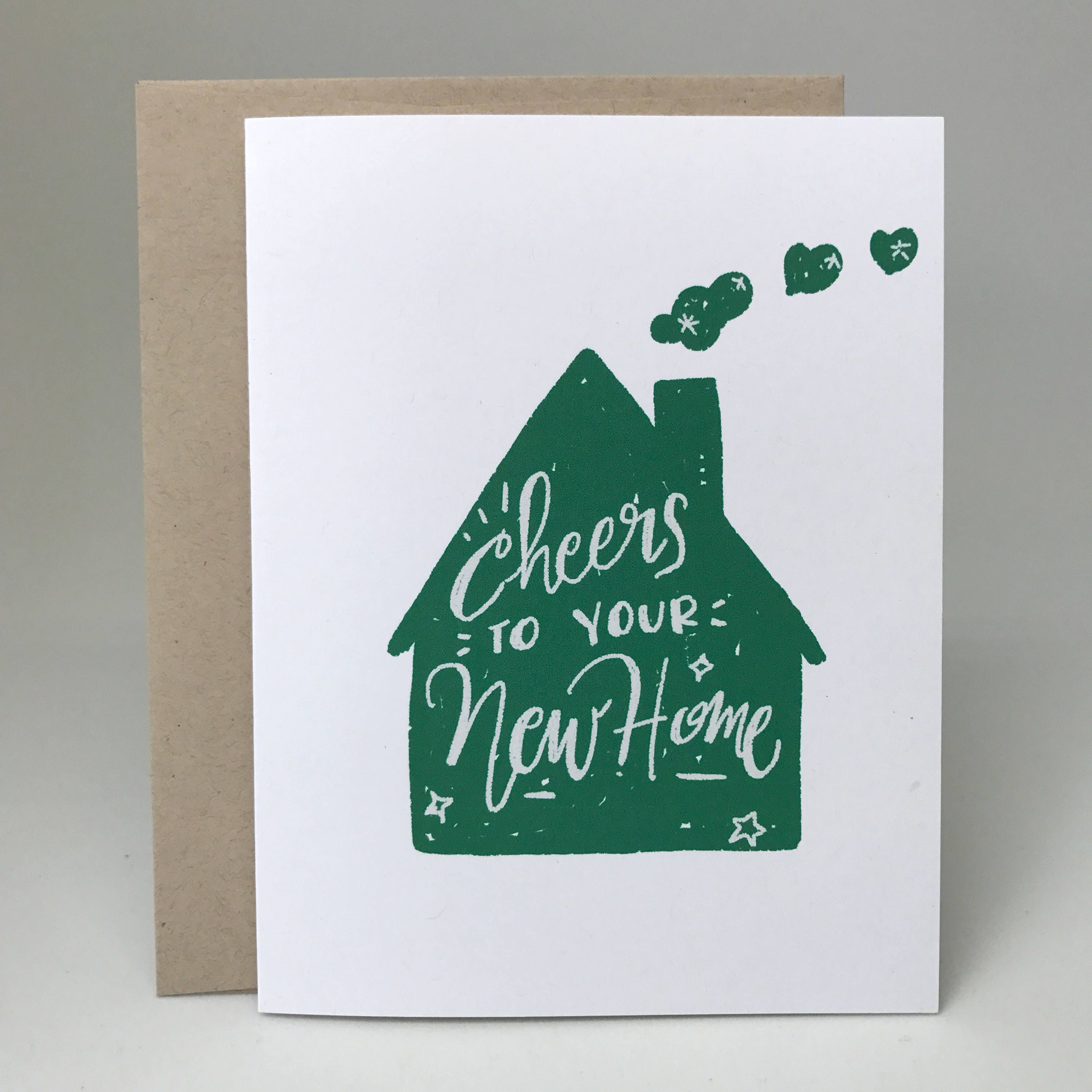 Cheers to your new home card congratulations to your new zoom kristyandbryce Gallery