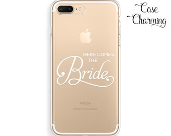BRIDE Phone Case, iPhone 7 Case, iPhone 8 Plus Case, iPhone X Case, iPhone 6s Case, iPhone 6 Plus Case, iPhone 7 Plus Case, iPhone SE Case