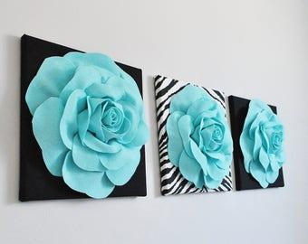 Wall Decor,Flower Wall Decor,Living Room, Bedroom Wall,Shabby Chic,