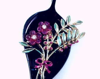 Flower Spoon Pendant