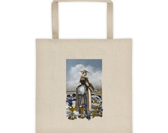 Five of Cups Tote bag