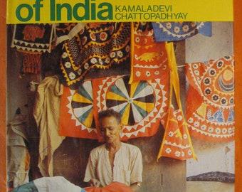 Handicrafts of India by Kamaladevi Chattopadhyay