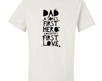 Fathers Day - T Shirt - Shirts - Custom T Shirts - Gifts For Dad - Cool T Shirts - Fathers Day Gifts