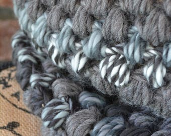Cluster Cowl (Charcoal)