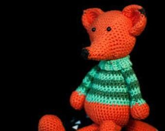 "Crochet Amigurumi ""Wladimir DE VOS"""