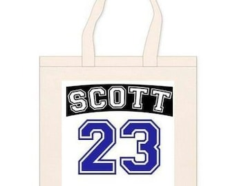 One Tree Hill 23 Tote Bag