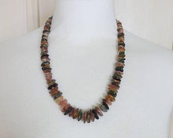 Vintage Tourmaline necklace