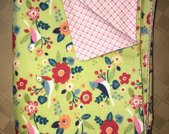 Infant Spring Time Blanket