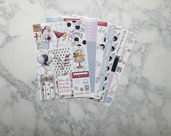 Happy Planner Weekly Sticker Kit - Celebrate