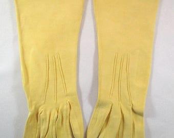 Galeries Lafayette Leather Gloves Unworn Paris France