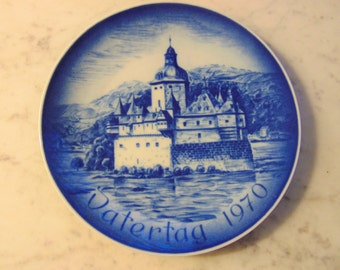 Bareuther Waldsassen Bavaria Castle Datertag 1970 (Father's Day)