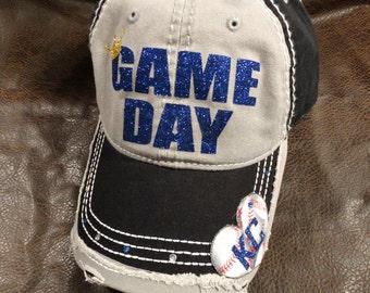 KC Royals GAME DAY Baseball hat