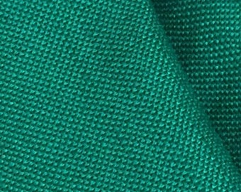 Bamboo Flax Linen - Kelly Green