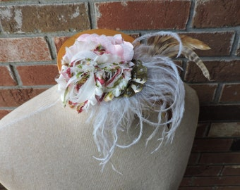 Industrial Garden Party Fascinator