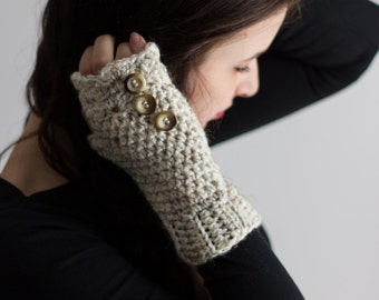 Fingerless Gloves / Gloves / Crochet / Mother in Law Gift / Gift for Her / Gifts for Her / Arm Warmers / Wrist Warmers / Gift for Sister