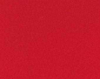 Poppy Kona Cotton Solids 25cm