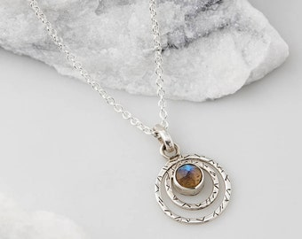 Boho Necklaces, Jewelry Sets, Layered Necklaces, Long Necklaces, Birthstone Necklace, Gemstone Necklace, Silver Necklaces,Boho Jewelry JP135