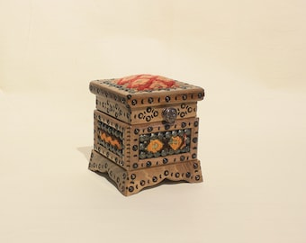 Gift Wooden Jewelry Box