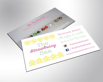 "Business Cards, High Quality, 2"" x 3.5"", Bulk Printing, Custom Design"