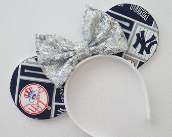 New York Yankees Mouse Ears