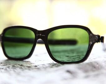 Vintage Sunglasses - Made In Italy - Italian Sunglasses - Retro Hollywood Glam