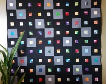 Scraps Squared PDF Quilt Pattern