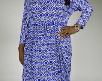 Boat neck dress, modest dress, womens dress, dolman sleeve, dresses for women, Long sleeve, Maxi Dress, Casual dress