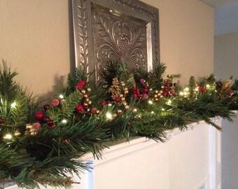 Christmas decor Etsy