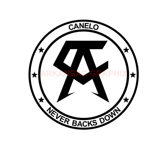 Canelo Sep 17th Walkout Logo Vector/Cuttable Files Eps, AI, Pdf and Svg