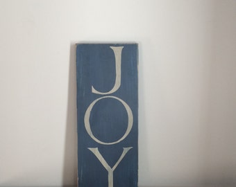 JOY Christmas Sign. Christmas Decoration. Joy to the world. Merry Christmas. Christmas Gift