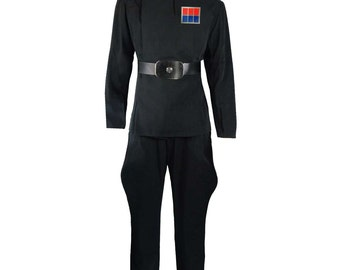 Star Wars Imperial Officer Costume - Black